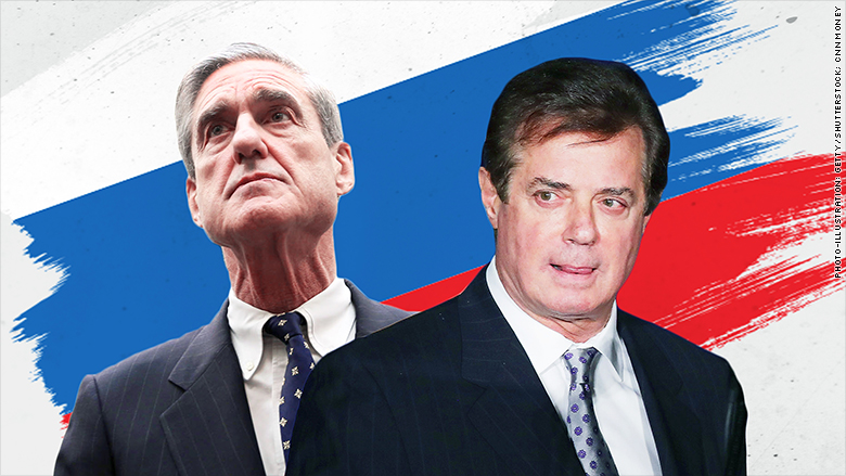 Mueller seeks immunity for five witnesses in Manafort case