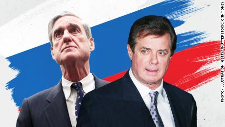 Giuliani says Mueller has accused Manafort of lying about Trump