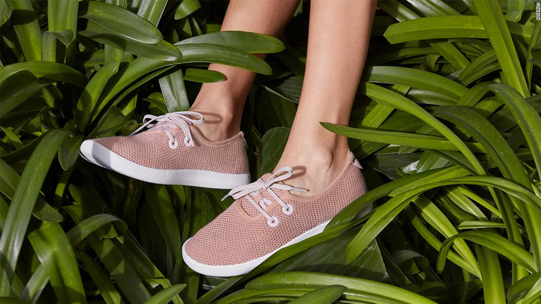 These eco-friendly sneakers may be the comfiest shoes you'll ever own