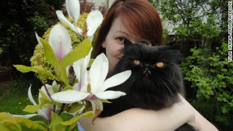 Russian cats and guinea pigs are dead, UK says