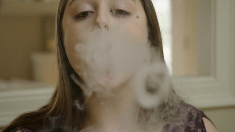 Vaping in US high schools