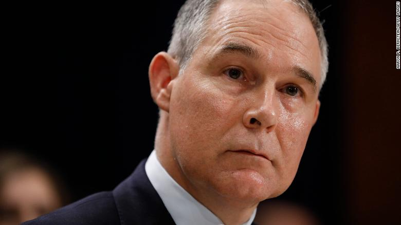 Lobbyist tied to EPA chief's condo tried to influence agency