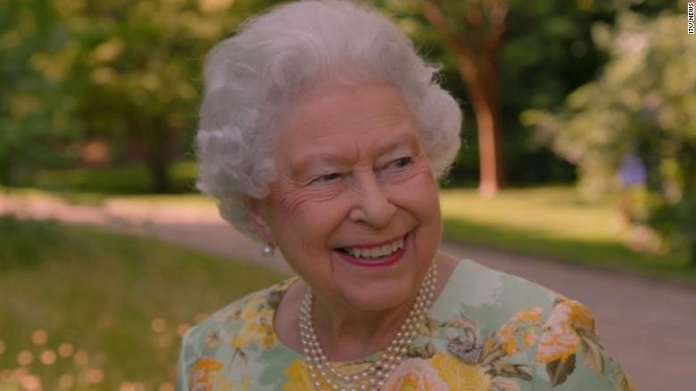 British Queen's secret passion for trees revealed