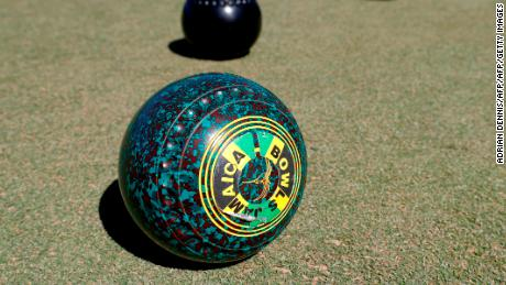 Jamaica did not have a single bowls lawn until 2015.