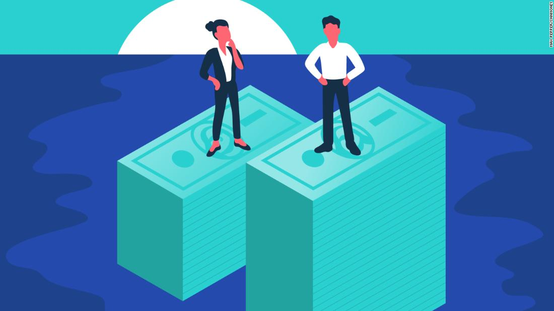 Why men need to believe in the wage gap