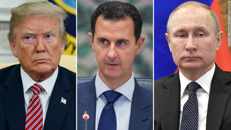 'Wimping Out' or '3D Chess'? Twitter Utterly Confused by Trump's Syria Tweets