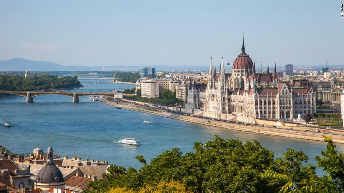 What to see in magnificent Budapest
