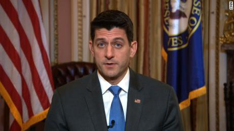 Paul Ryan I have no plans to run for anything