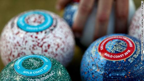 Lawn bowls have changed the life of one Commonwealth competitor, Caroline Dubois.