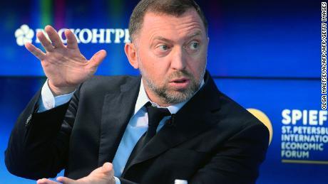 Un oligarque russe poursuit les États-Unis pour sanctions