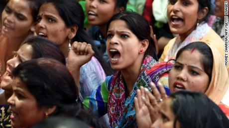 Murder and rape of 8-year-old inflames religious tensions in northern India