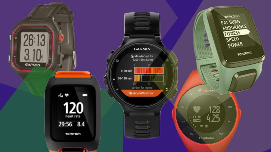 Your guide to buying a running watch