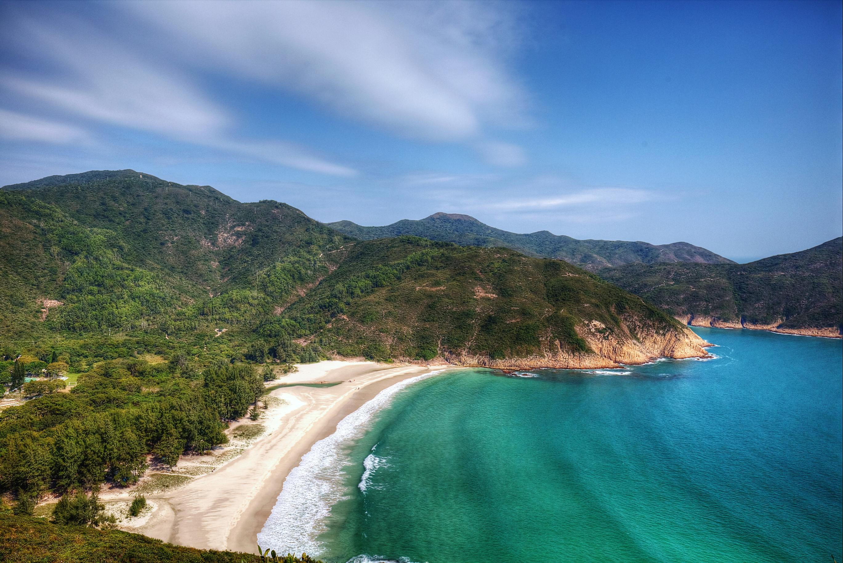 Hong Kong beaches: 8 hidden seashore getaways | CNN Travel