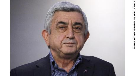 Armenia PM resigns after protests