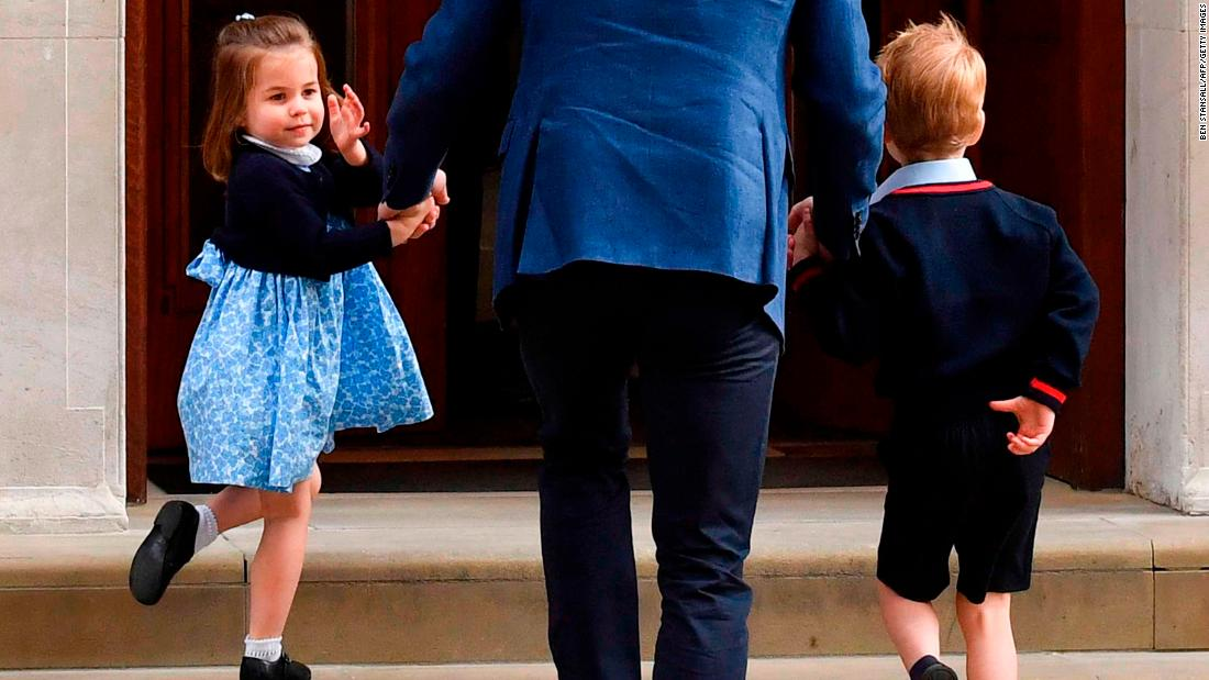Royal baby Princess Charlotte to be christened in July