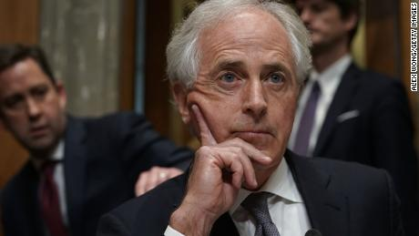 Sen. Corker: GOP Afraid to 'Poke the Bear' by Challenging Trump