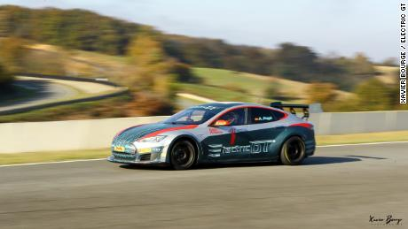 Electric GT: New motorsport series to feature Teslas, drift-offs and eSports