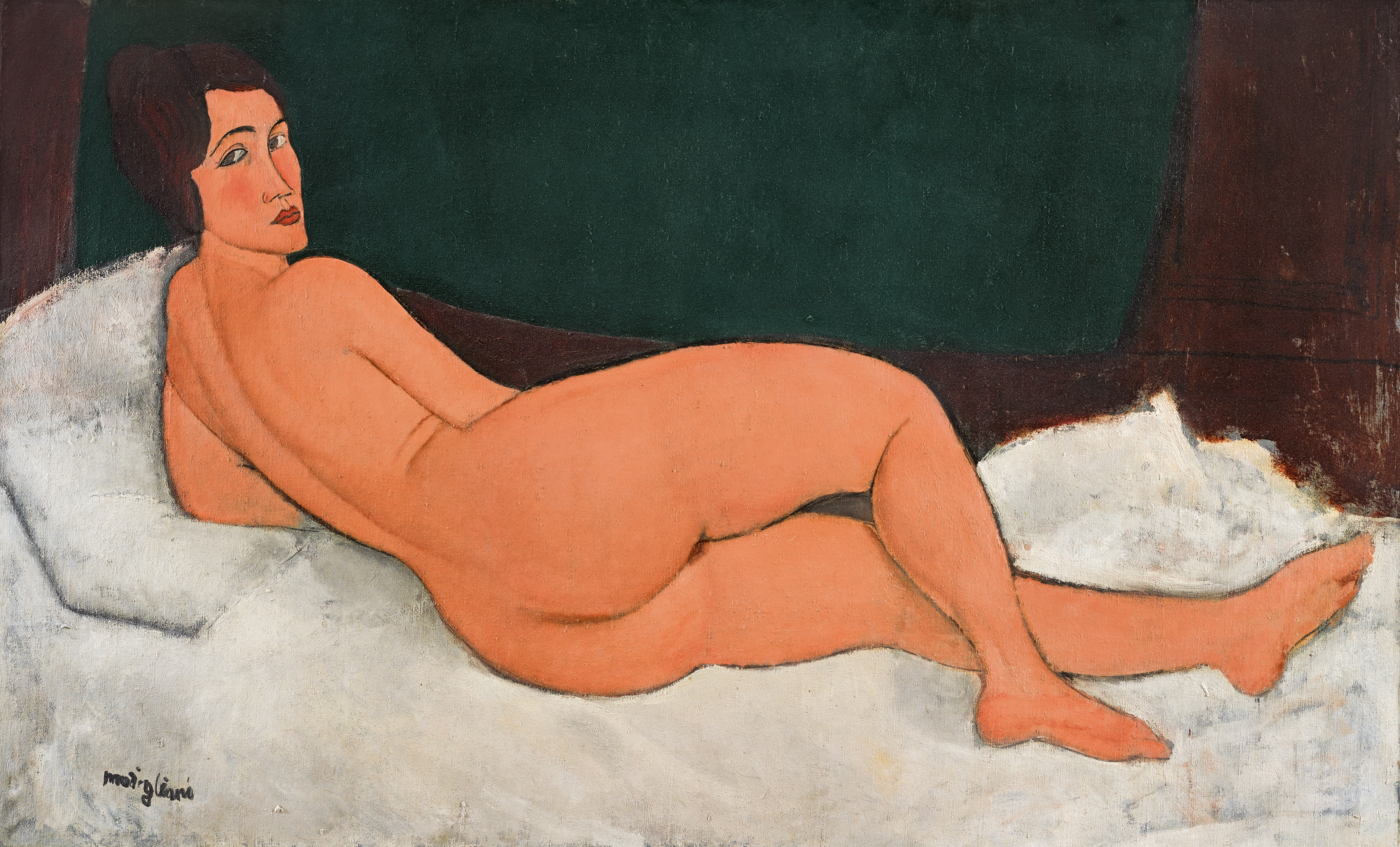 Modigliani 'Nu Couché' becomes one of the world's most expensive paintings  - CNN Style