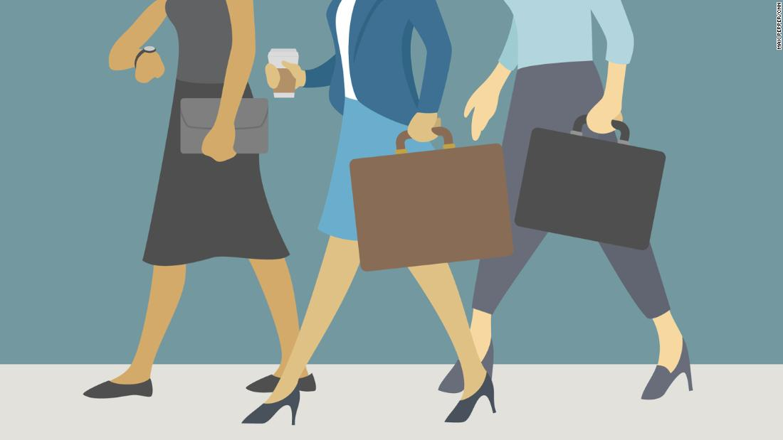 Why women have to work harder to be promoted