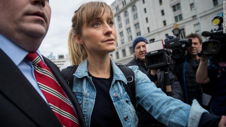 Girl, 15, was guru's sex slave, Keith Raniere jury told