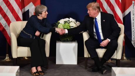 Trump to visit United Kingdom  in July, according to reports