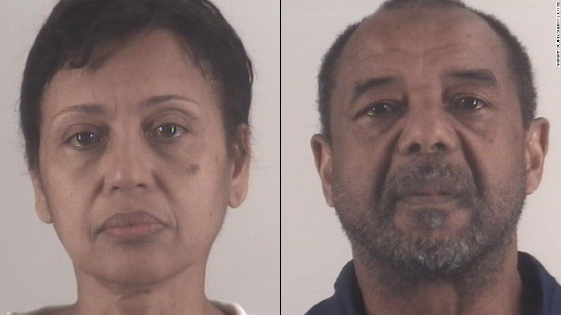 A Texas couple has been sentenced to 7 years in prison for forcing a young girl to work in their home for 16 years - CNN