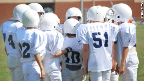 As fewer kids played football, hospitals saw a big drop in ER visits