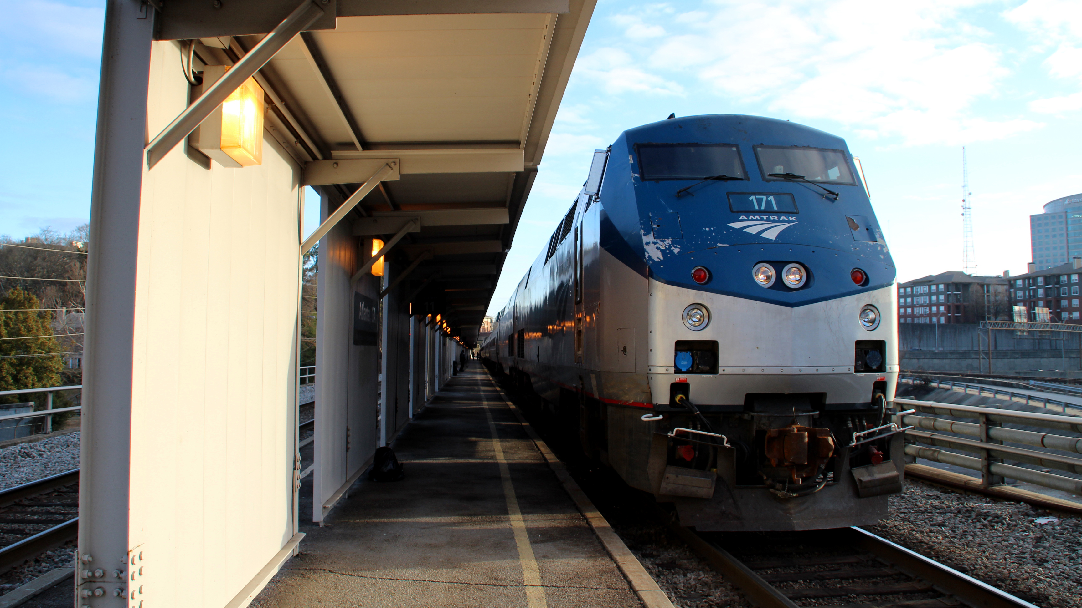 Amtrak S Crescent To New Orleans The Romance Of Rail Travel Cnn Travel