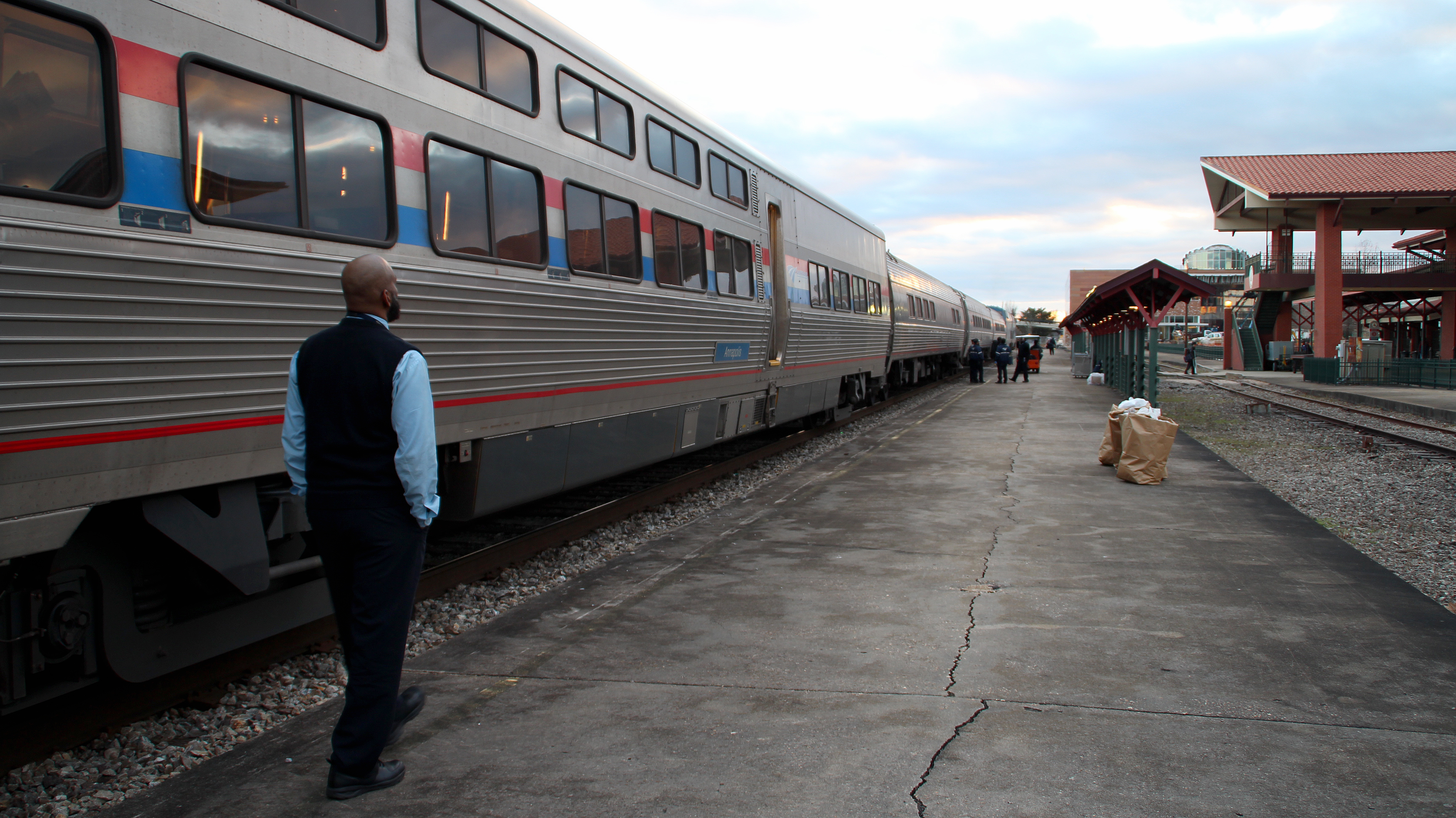 Amtrak S Crescent To New Orleans The Romance Of Rail Travel