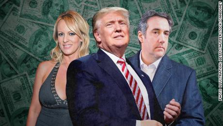Trump Directed Bid to Keep Stormy Daniels Silent