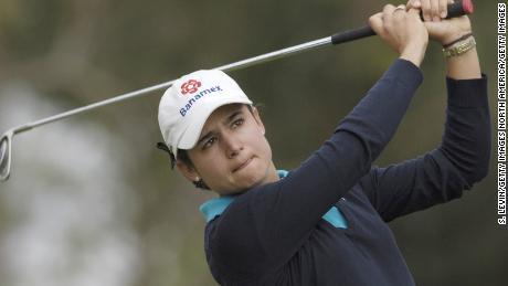 Lorena Ochoa is a two-time major winner who boasts 17 LPGA Tour titles.