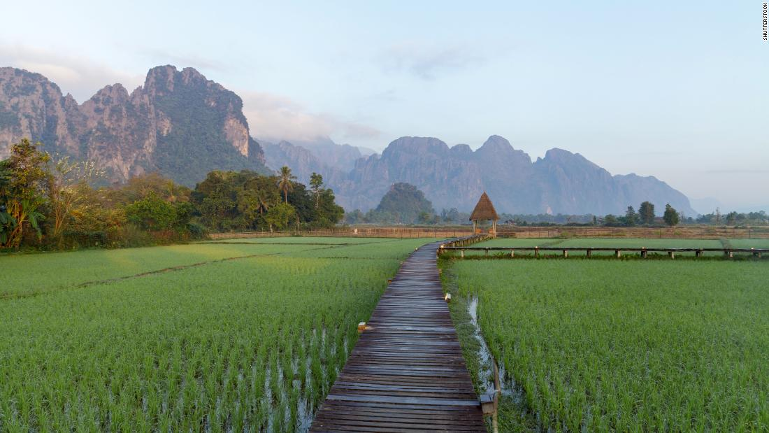 Vang Vieng, Laos: From party capital to eco-adventure paradise