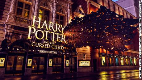 """""""Harry Potter and the Cursed Child"""" will reopen in November."""