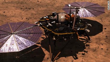 What is the weather on Mars? InSight can tell you every day.