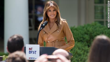Un an de Melania Trump: Être le meilleur #: Grandes idées, peu de progrès