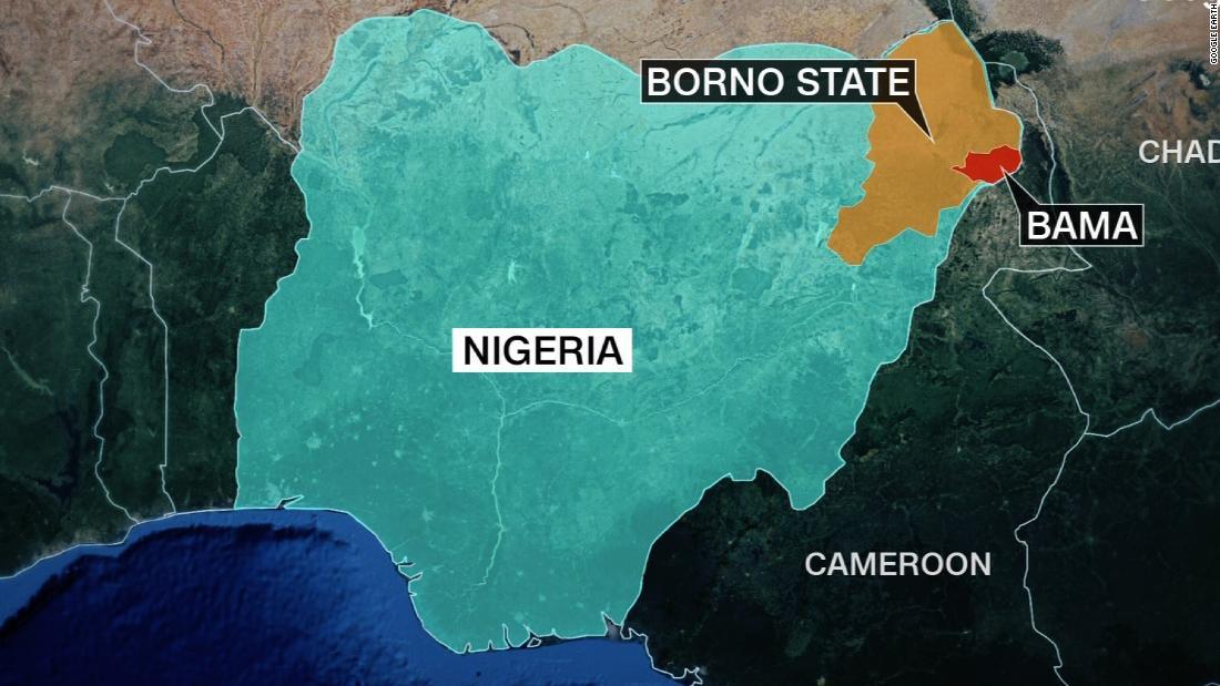 26 killed in Nigeria bombing