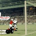 geoff hurst world cup moments