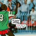 roger milla world cup moments