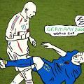 zinedine zidane world cup moments