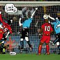 luis suarez world cup moments