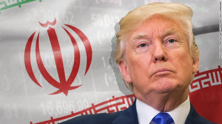 British business warns of 'chilling' effect of Trump's Iran sanctions threat