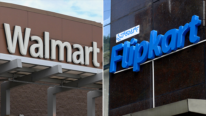 Walmart-owned Flipkart not wary of Amazon this festival season