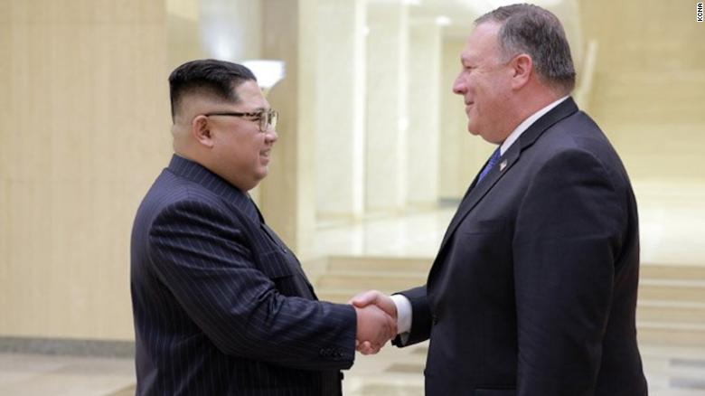 President Trump tweets that Mike Pompeo will not be visiting North Korea