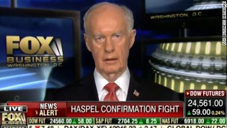 White House official derides McCain over Haspel opposition: 'He's dying anyway'