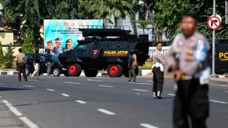 Four children become orphans in Surabaya, Sidoarjo bombings