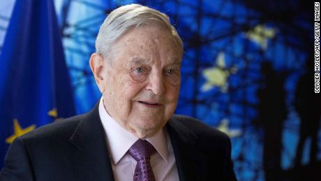 George Soros rarely shrinks from controversy and has identified with liberal and even radical causes in the US.