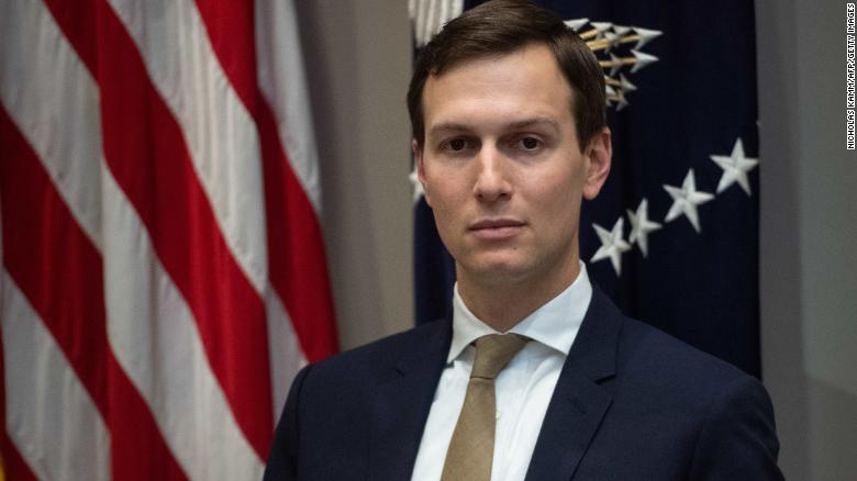 Trump adviser and son-in-law Jared Kushner gets security clearance back