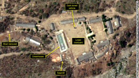 North Korea monitors claim nuclear test site dismantling has begun