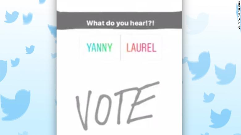 'Laurel' or 'Yanny'? Why We Hear and See Things Differently