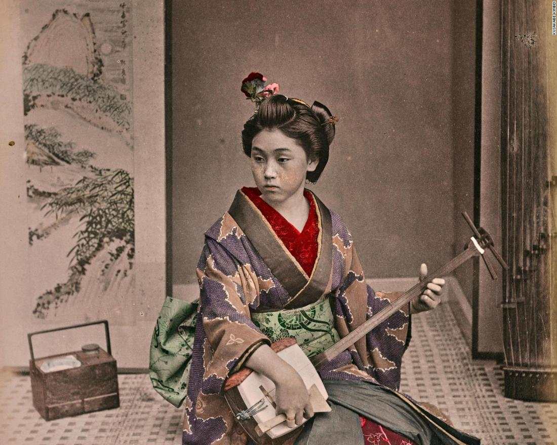 Fascinating photos offer a rare look at Japan's past